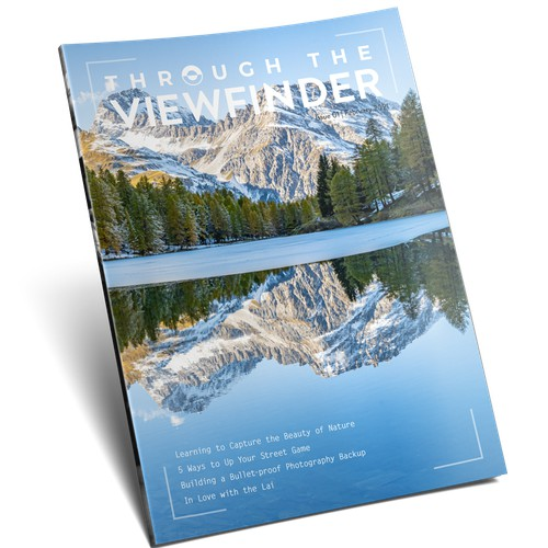 Through The Viewfinder magazine