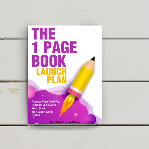 The 1 Oage Book Launch Plan