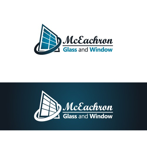 Help McEachron Glass and Window with a new logo