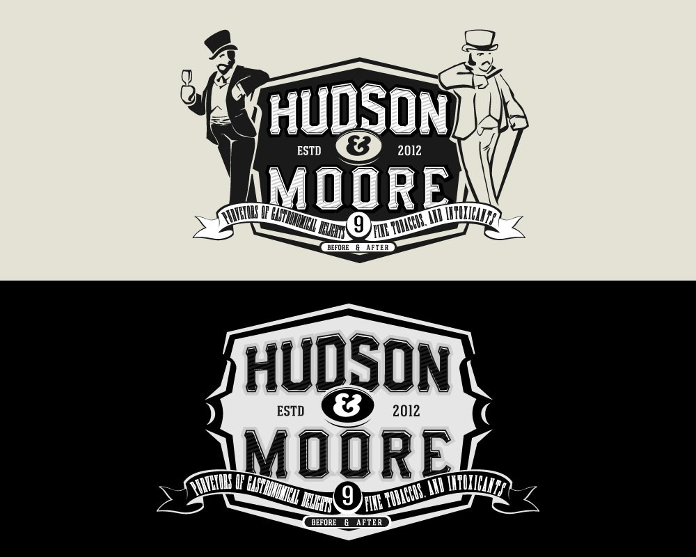 logo for Hudson & Moore