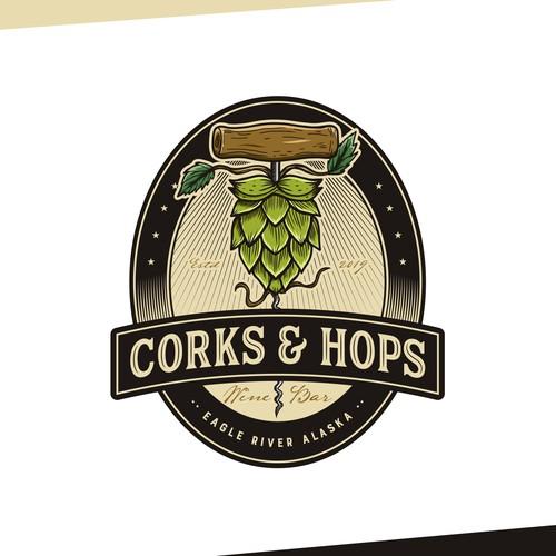 Corks & Hops