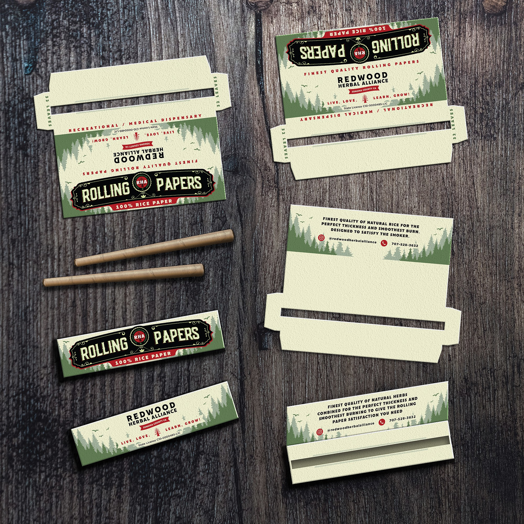 Rolling Paper Pachage