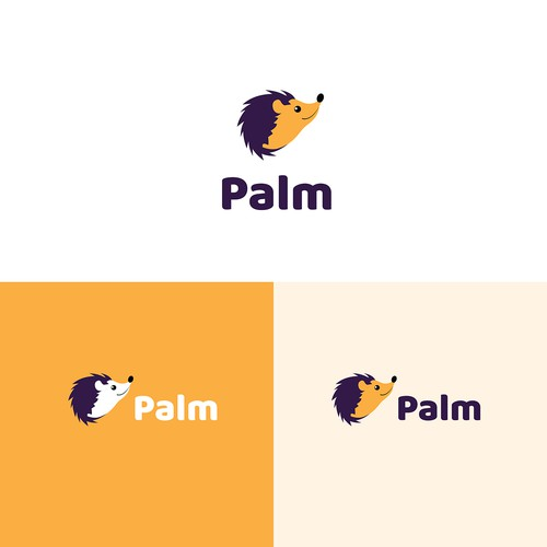 Palm Logo design
