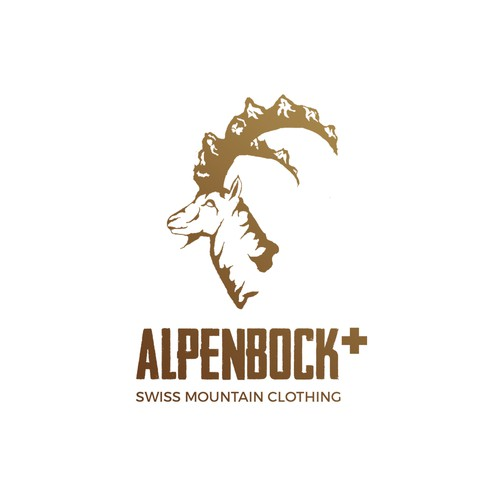 Alpenbock+ logo proposal