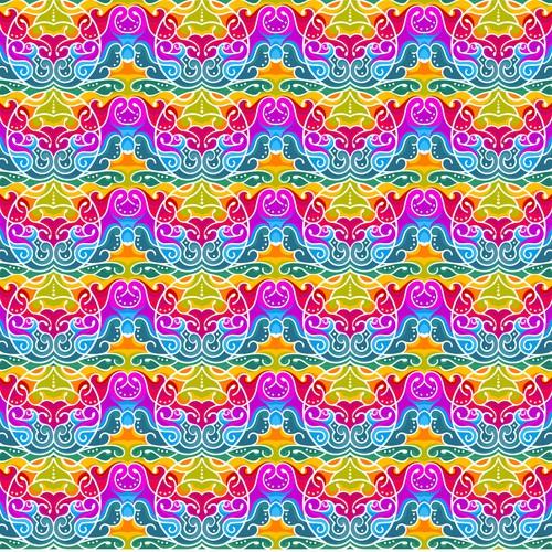 Chongo pattern