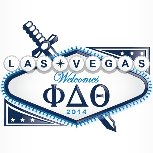 New logo wanted for Phi Delta Theta's 2014 Convention in Las Vegas