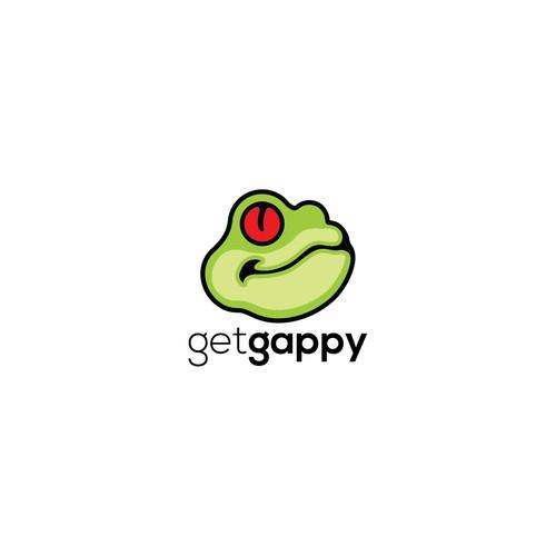 Logo Mascot for GetGappy