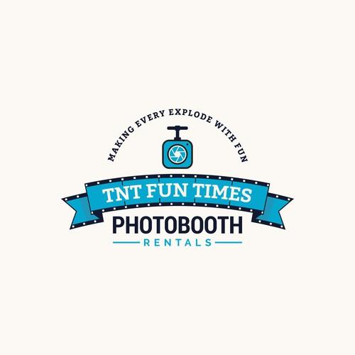 fun logo for photobooth