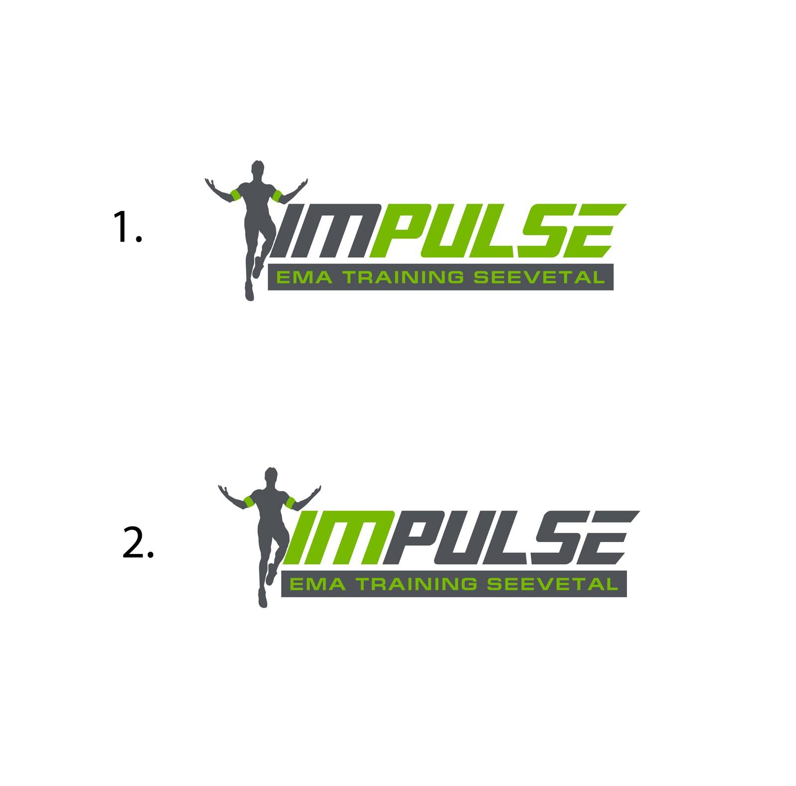 Innovatives Fitnessstudio sucht Logo