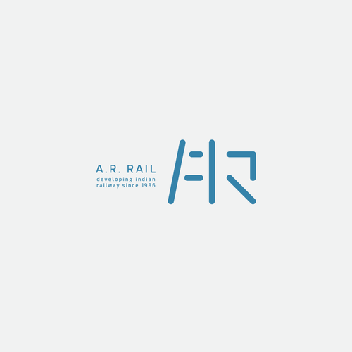 Indian railways company logo