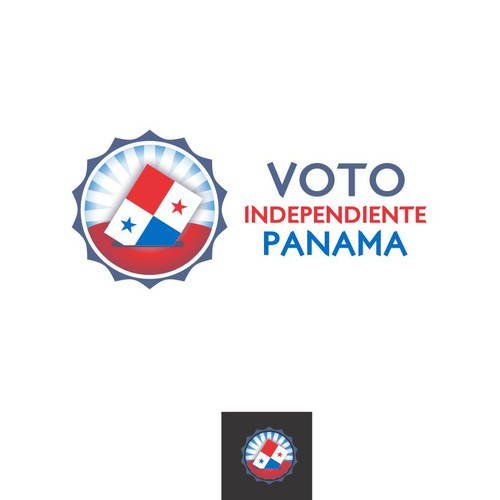 political advertising logo