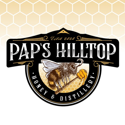 Pap's Hilltop Honey & Distillery