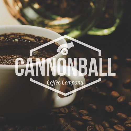 Logo design for a craft coffee company