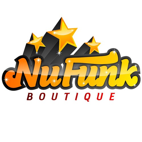 Create the next logo for Nu Funk Boutique