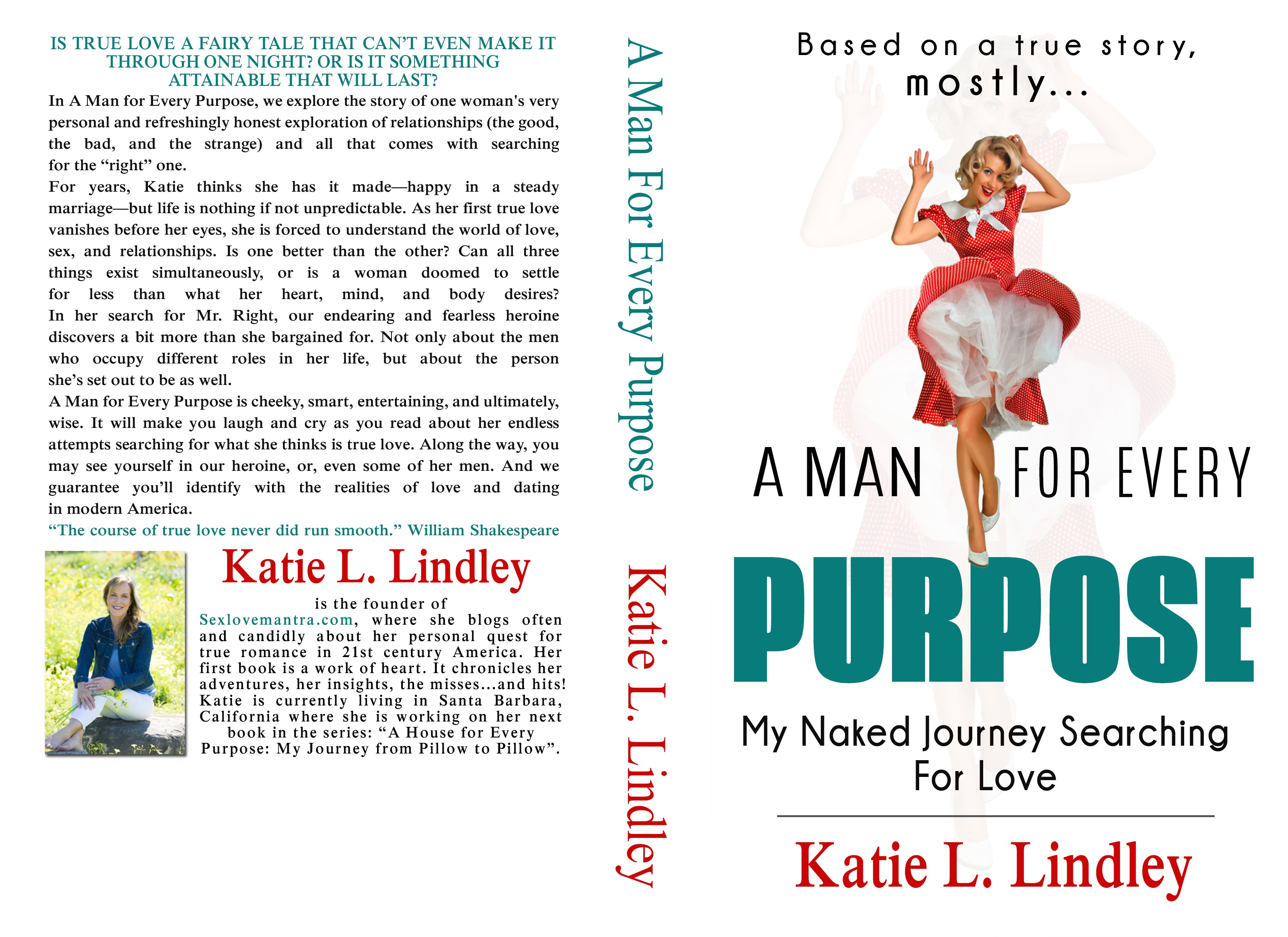 A Man For Every Purpose... My Naked Journey Searching For Love