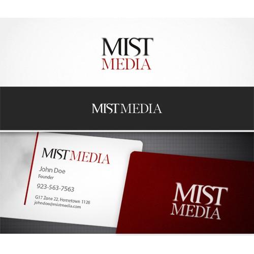 Mist Media Branding
