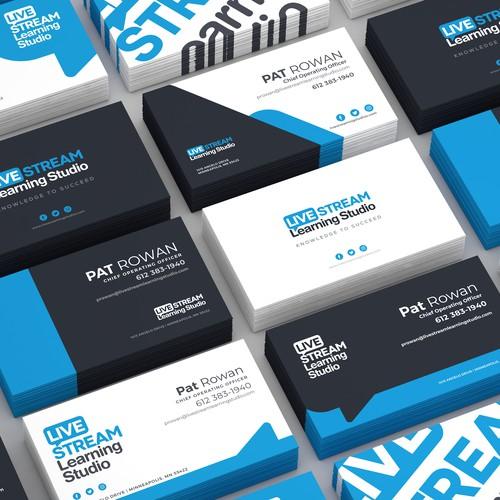 Business Card Design Proposals