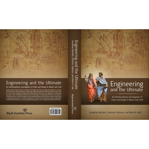 Book Cover for Philosophy Book Engineering and the Ultimate