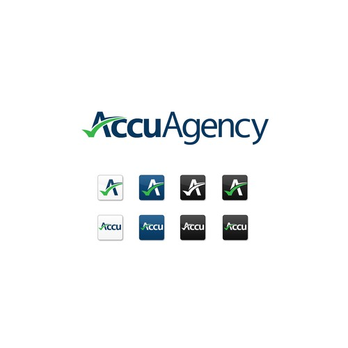 Logo for AccuAgency