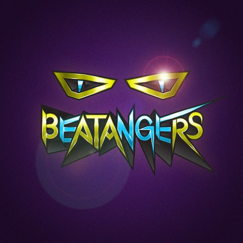 ELECTRONIC MUSIC LOGO for Beatangers