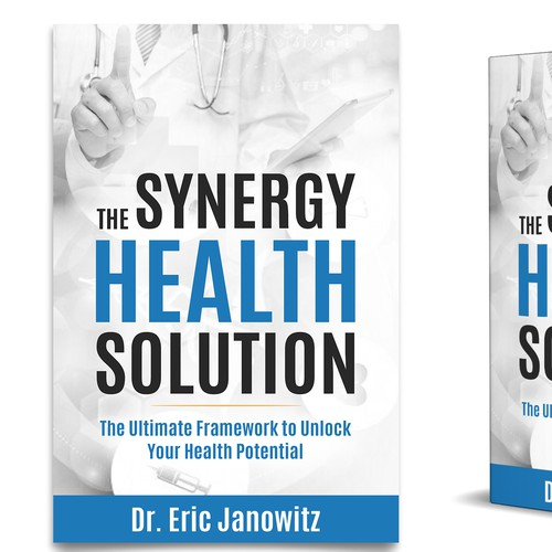 Synergie Health Book Cover