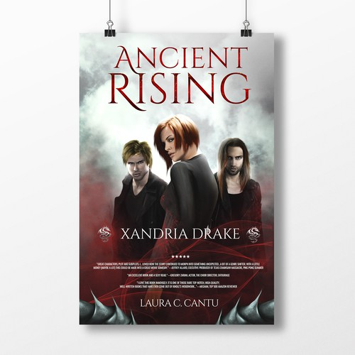 Xandria Drake: Ancient Rising