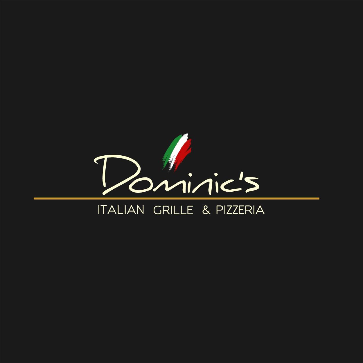 Italian ristorante & pizzeria logo