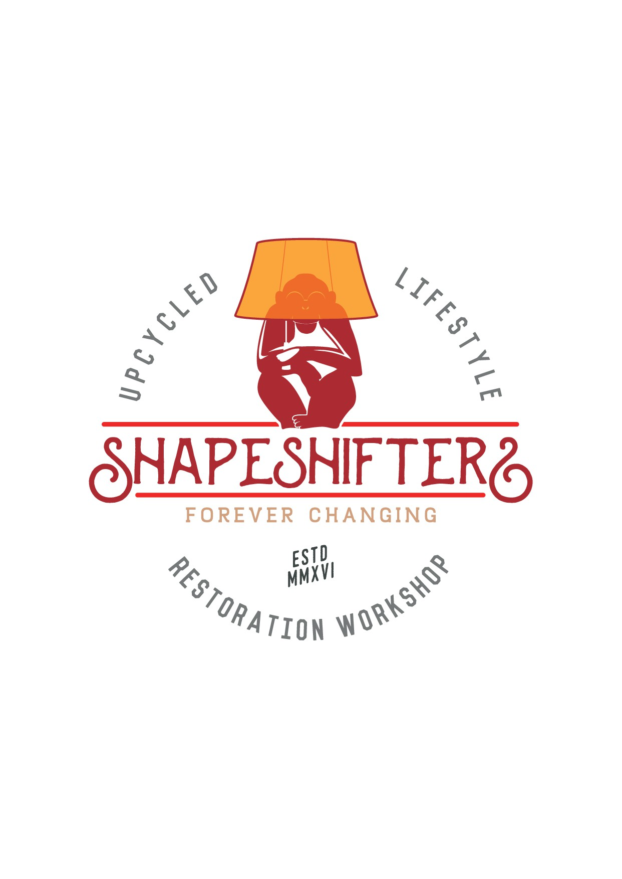 """Capture the """"SPIRIT"""" of the ShapeshifterS in our logo design."""