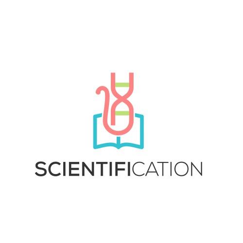 ScientifiCation logo.