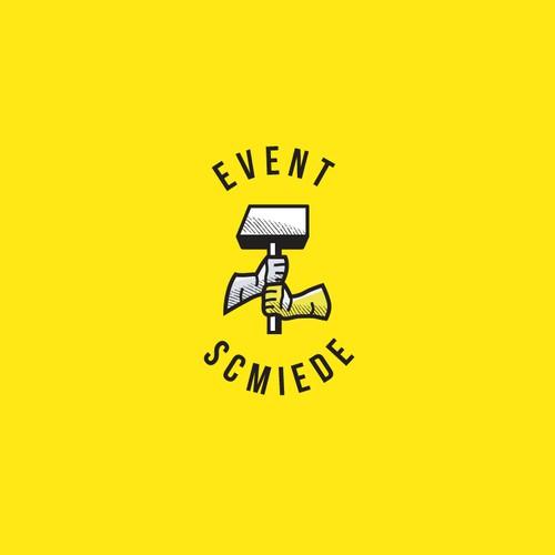 Logo für die Event-Schmiede