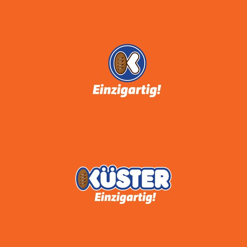 redesigns logo of kuster