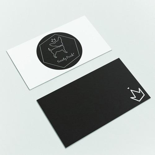 Logo Society Pooch