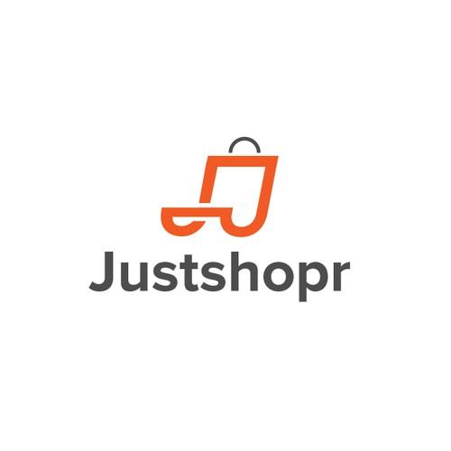 J Shopping Bag Logo