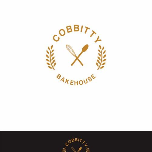 logo concept for Cobbitty Bakehouse