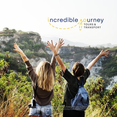 Incredible Journey Tours & Transport Logo