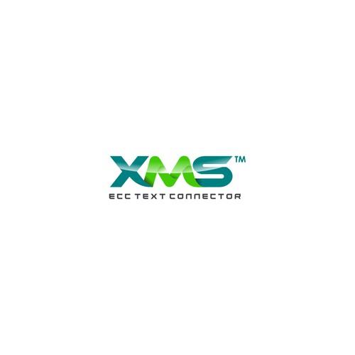 3D concept for XMS logo