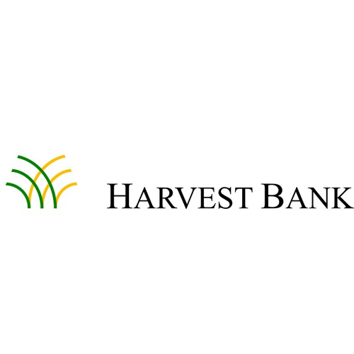 Harvest Bank needs a new logo