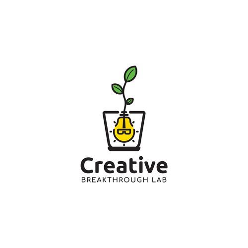 Logo for Creative Breakthrough Lab