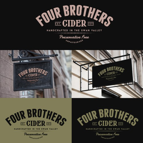 Four Brothers Cider