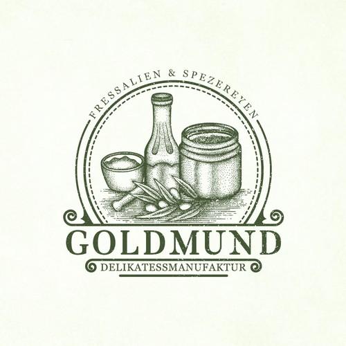 Logo for artisan delicacies