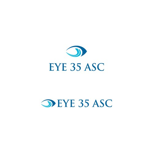 logo for eye surgery by the road