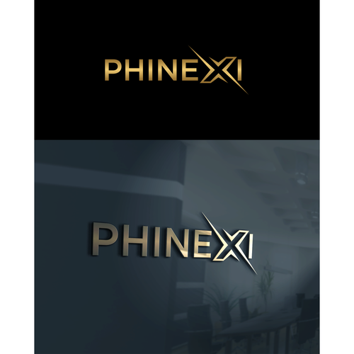 Simple eye catching logo for technology brand