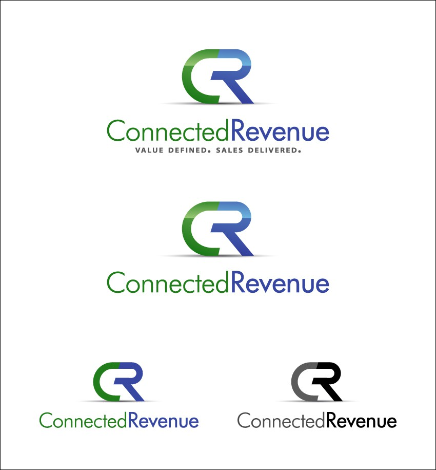 Create the next logo for Connected Revenue