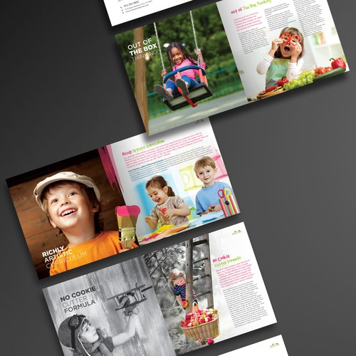 Creative mind brochure