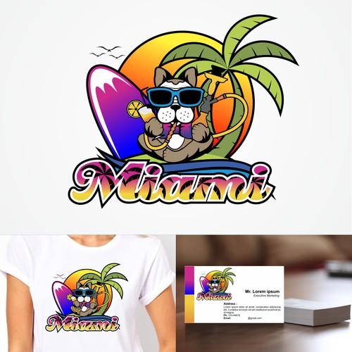 Logo concept for MIAMI :)