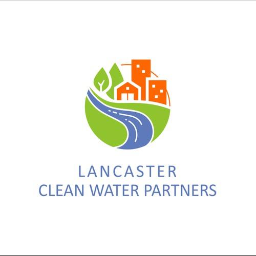 Logo concept for environmental organization
