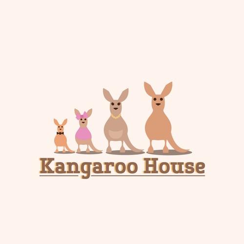 Kangaroo House/Modern & Fashionable Design for Children's ApparelBoutique