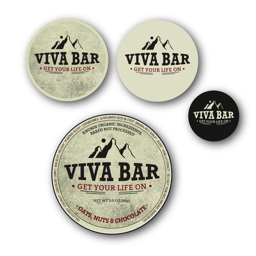 Viva Bar - organic energy bar