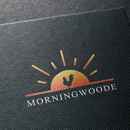 Morning woode Logo