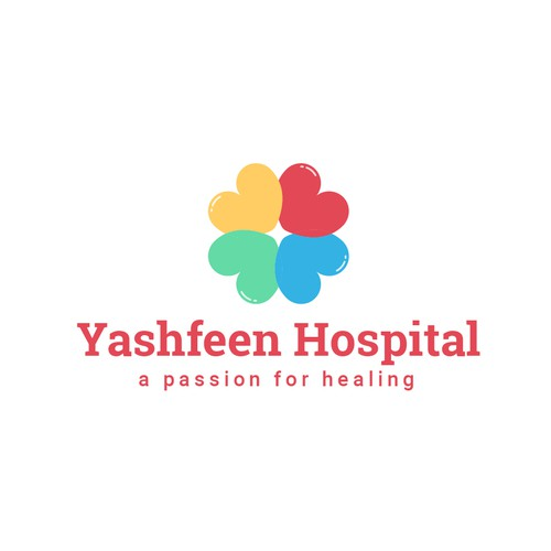Logo for Egypt hospital